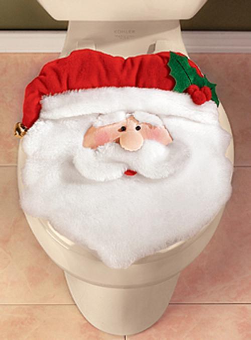 Lenceria De Baño Navidad:Decoracion De Navidad Para El Bano