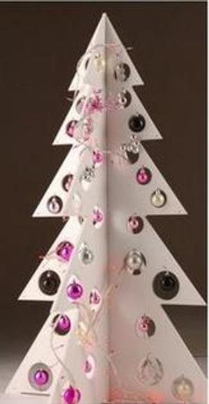 arbol de navidad alternativas modernas originales Árbol de Navidad: Alternativas Originales