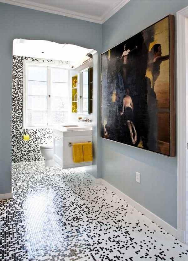 azulejos diseno banos modernos 1 Azulejos de Diseño para Baños Modernos