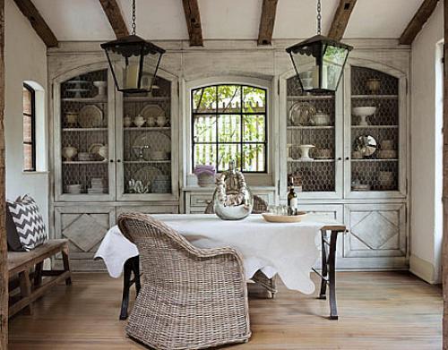 casa diseno rustico detalles lujo 9 Casa con Diseño Rústico y Detalles de Lujo