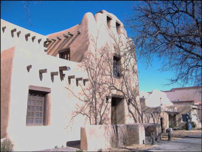 casa estilo santa fe Estilo Santa Fé