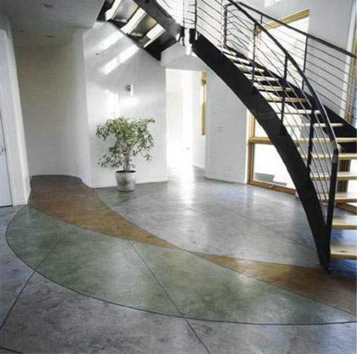 cemento alisado alternativa economica1 Cemento alisado: una alternativa económica