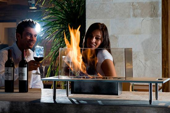 chimenea portatil pared g flame 2 Chimenea Portátil y de Pared G. Flame