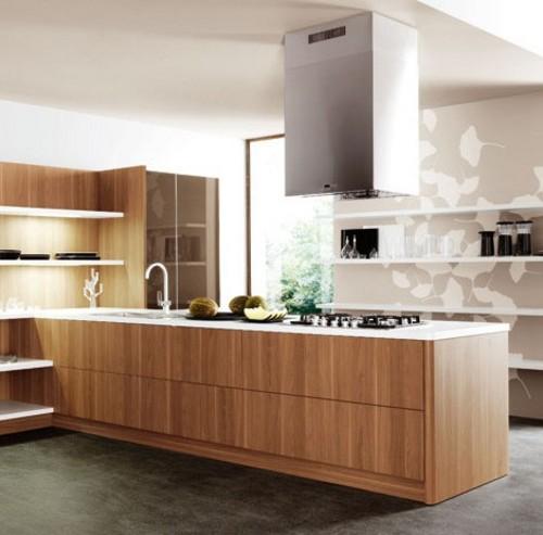 cocinas diseno estantes cesar meg 1 Cocinas de Diseño con Estantes