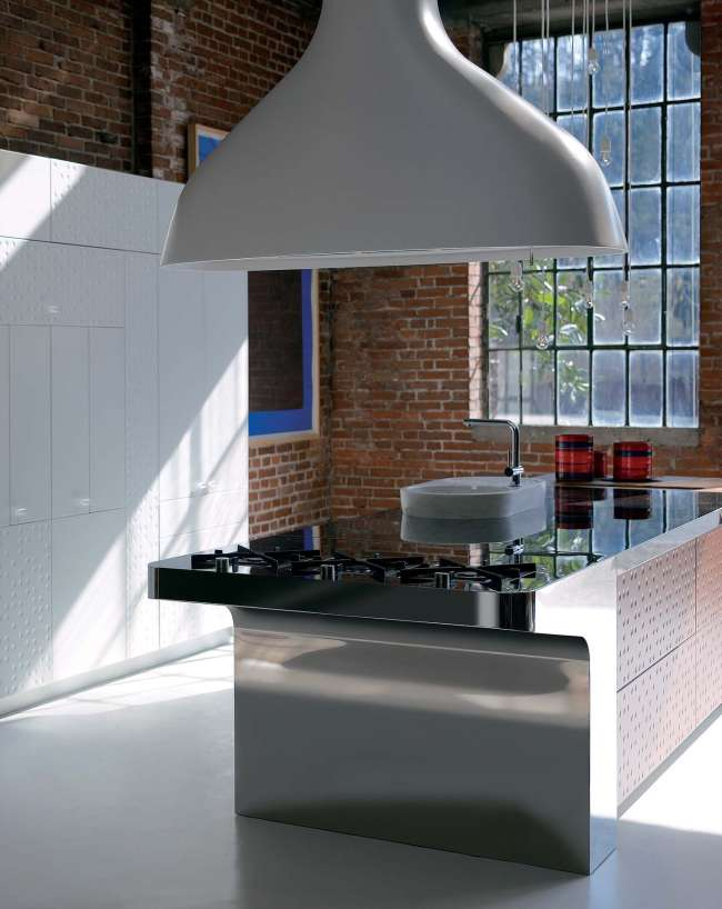 cocinas modernas originales 3 Cocinas Modernas y Originales
