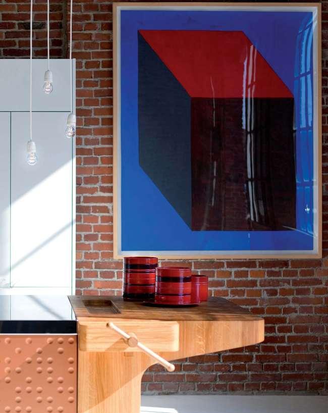 cocinas modernas originales 5 Cocinas Modernas y Originales