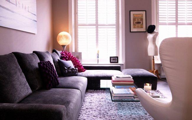 color decoracion del hogar 2 El Color en la Decoración del Hogar
