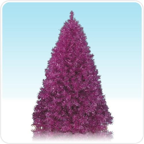 coloridos arboles de navidad rosa Coloridos Árboles de Navidad