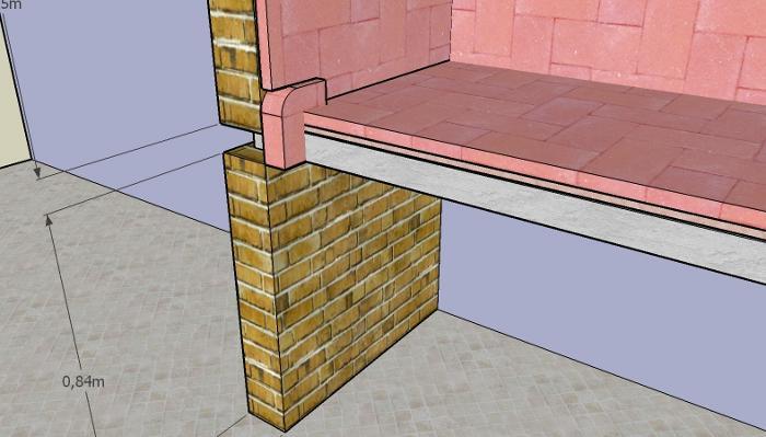 como construir parrilla 11 Cómo Construir una Parrilla   Parte II