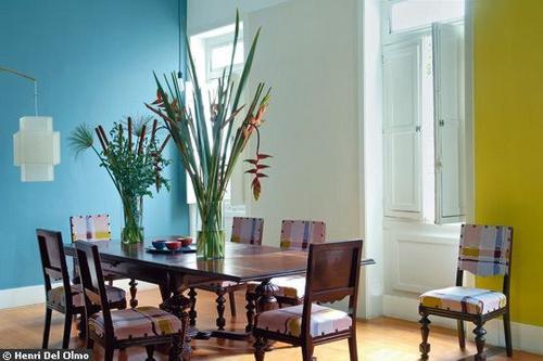 como decorar casas pisos pequenos eleccion colores Cómo Decorar Casas o Pisos Pequeños