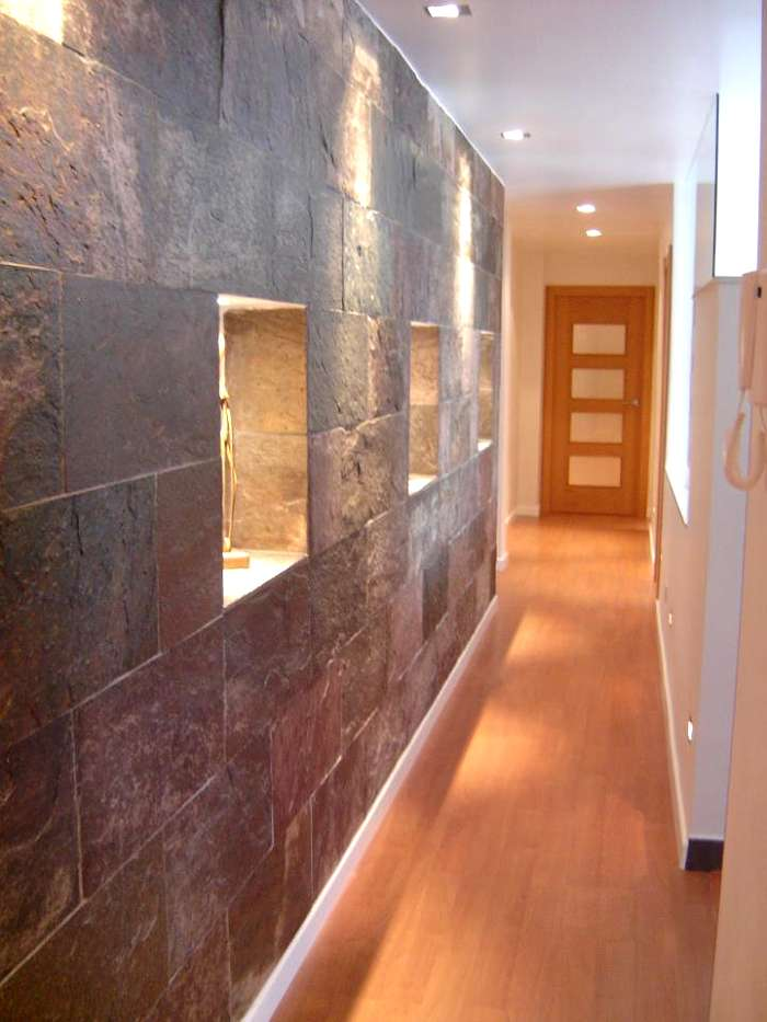 Instalaci n el ctrica de superficie estilo industrial - Lamparas para pasillos casa ...
