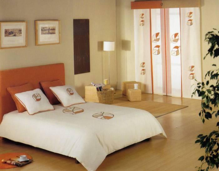 cortina panel japones Vestir una Ventana: Tipos de Cortinas