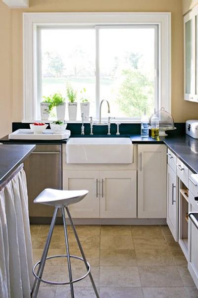 decoracion cocinas pequenas tips simples 1 Decoración de Cocinas Pequeñas: Tips Simples