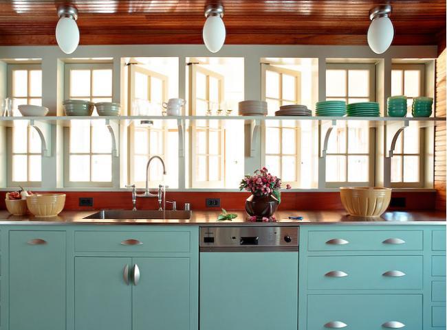 decoracion cocinas pequenas tips simples 4 Decoración de Cocinas Pequeñas: Tips Simples
