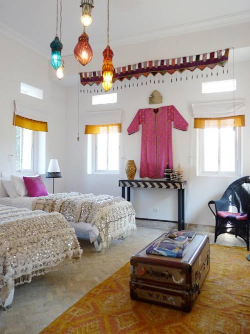 decoracion estilo marroqui interiores actuales 4 Decoración de Estilo Marroquí para Interiores Actuales