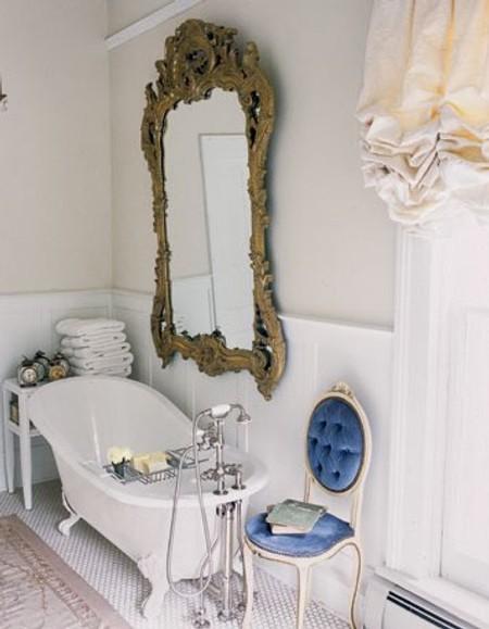 Decoración Estilo Vintage en el Baño