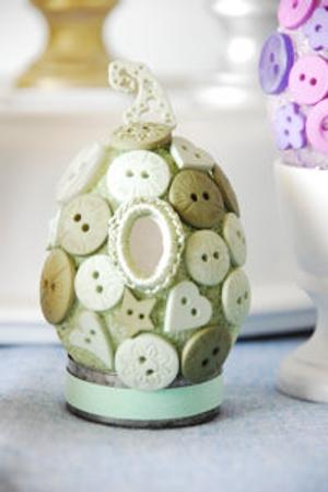 decoracion huevos pascua 2 Decoración de Huevos de Pascua
