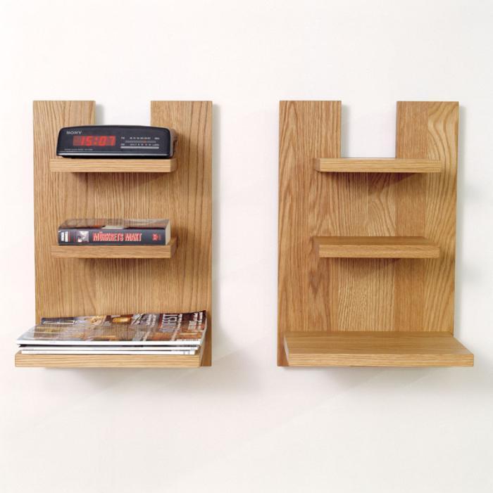decoracion librerias estanterias casa Decoración con Librerías y Estanterías para la Casa