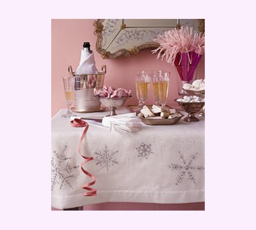 decoracion navidad mantel mesa navidena Decoración de Navidad, Mantel para la Mesa Navideña