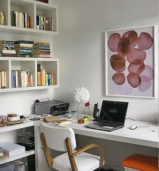 decoracion oficinas Cómo Decorar una Zona de Trabajo en Casa
