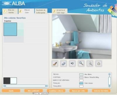 decorar usando un simulador de ambientes alba 400x326 Decorar Usando un Simulador de Ambientes