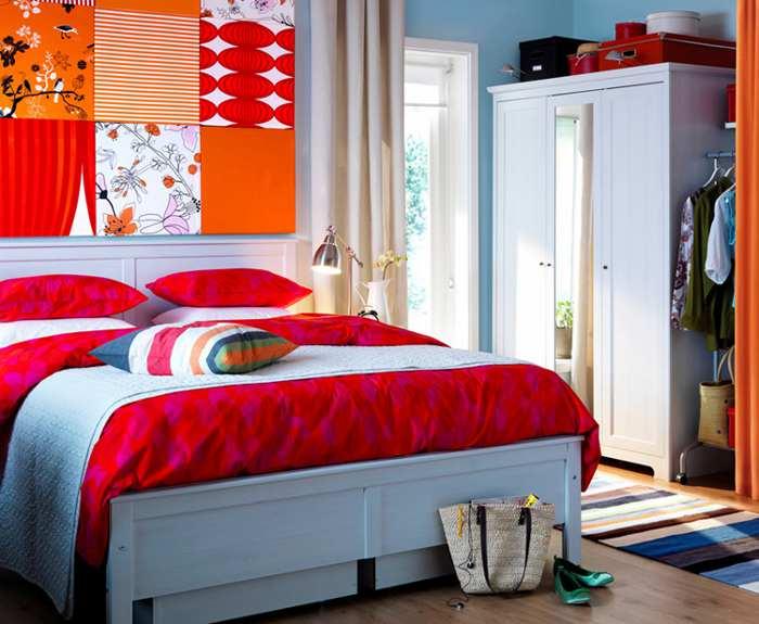 disenos dormitorios ikea 2 Diseños de Dormitorios de Ikea