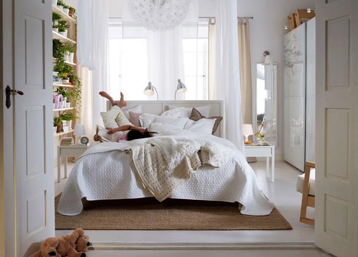disenos dormitorios ikea 4 Diseños de Dormitorios de Ikea