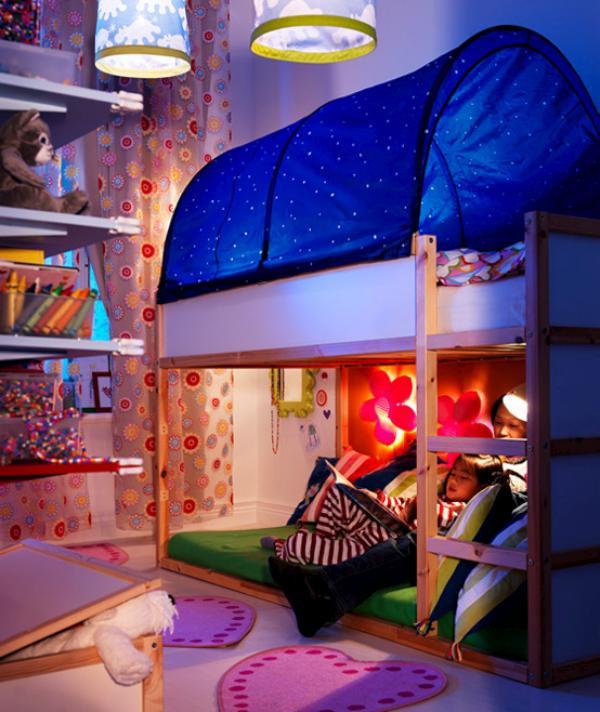 dormitorios ninos jovenes ikea 1 Dormitorios para Niños y Jóvenes por Ikea