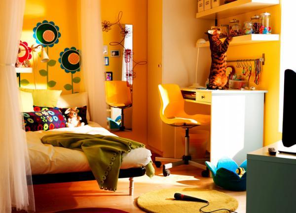 dormitorios ninos jovenes ikea 7 Dormitorios para Niños y Jóvenes por Ikea