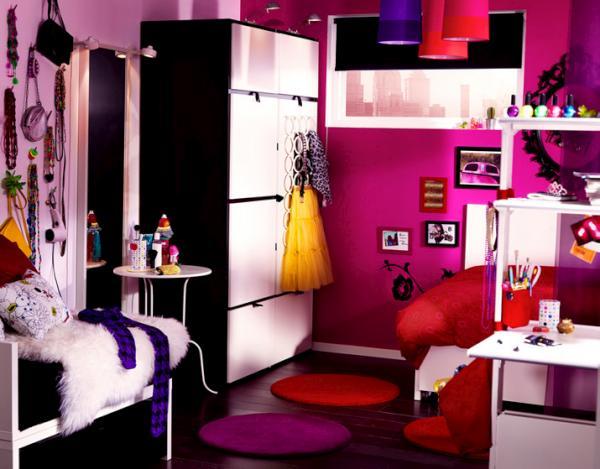 dormitorios ninos jovenes ikea 8 Dormitorios para Niños y Jóvenes por Ikea