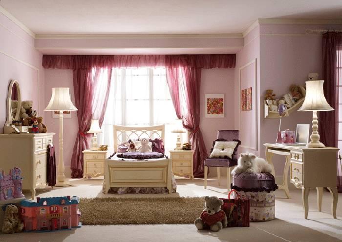 habitaciones jovenes ninas disenos lujo 5 Dormitorios para Jóvenes