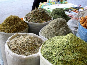 hierbas especias 300x225 Secado y congelado de Hierbas aromáticas y condimentos