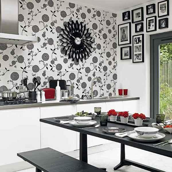 ideas decoracion cocinas 4 Ideas para la Decoración de Cocinas