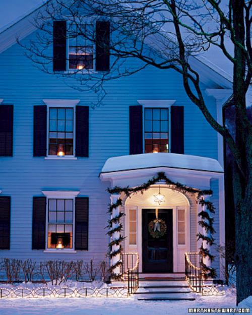 ideas para iluminar la casa en navidad 3 Ideas para Iluminar la Casa en Navidad