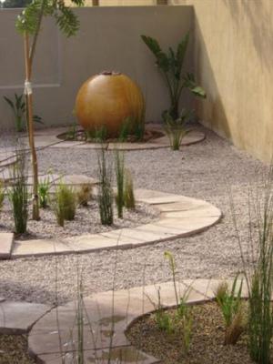 jardin minimalista2 El Jardín Minimalista