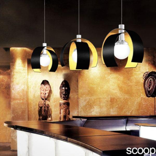 lamparas creativos disenos 5 Lámparas con Creativos Diseños