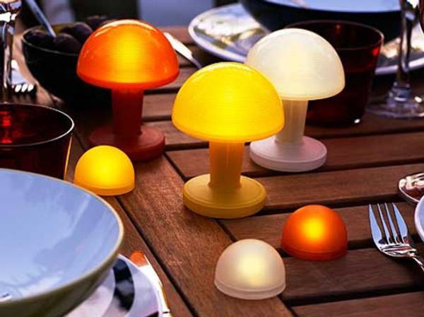 lamparas led solares jardin ikea 6 Lámparas LED Solares para el Jardín de Ikea