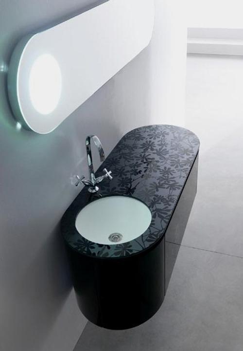 lavabos disenos modernos elegantes 2 Lavabos Modernos y Elegantes