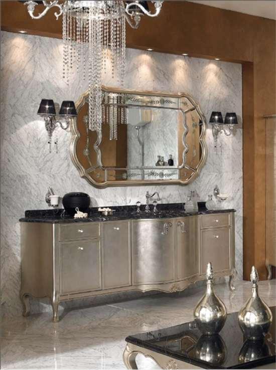 lujosos banos estilo clasico lineatre 12 Lujosos Baños de Estilo Clásico de Lineatre