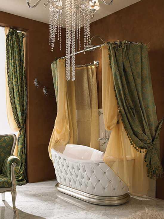 lujosos banos estilo clasico lineatre 3 Lujosos Baños de Estilo Clásico de Lineatre