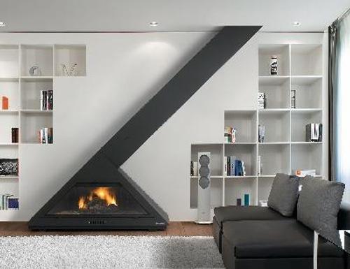 modernas chimeneas diseno 5 Modernas Chimeneas de Diseño