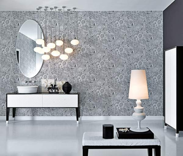 muebles bano atemporales blanco negro 4 Muebles de baño Atemporales en Blanco y Negro