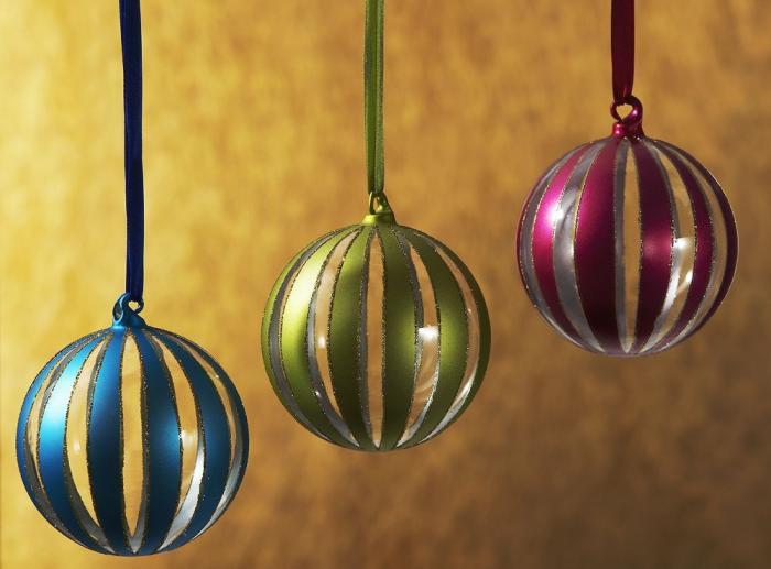 navidad 12 ideas decorar la casa adornos varios colores Navidad: 12 Ideas para Decorar la Casa