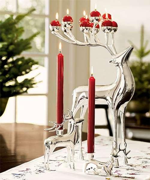 navidad 12 ideas para decorar casa accesorios Navidad: 12 Ideas para Decorar la Casa
