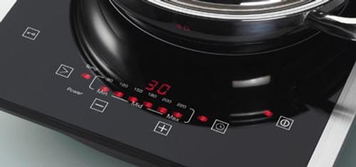 nueva placa induccion portatil 3 Nueva Placa de Inducción Portátil