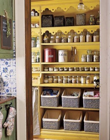 ordenar organizar cocinas pequenas 5 Orden y Organización en Cocinas Pequeñas