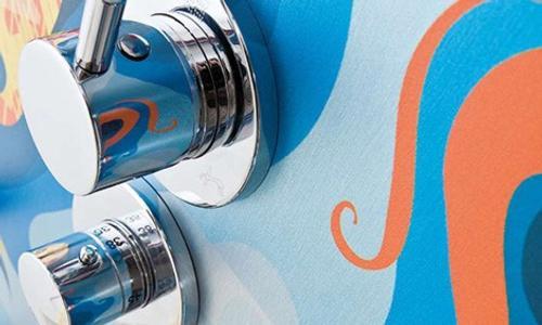 Paneles de Ducha Personalizados y Coloridos