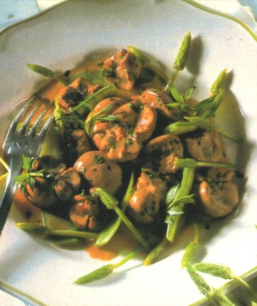 receta rinones a la mostaza Receta de Riñones a la Mostaza