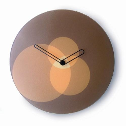 reloj circulos mostaza joseph joseph Divertidos Relojes de Pared