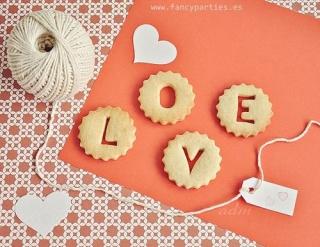 Inspiración San Valentín: Galletas Hechas en Casa